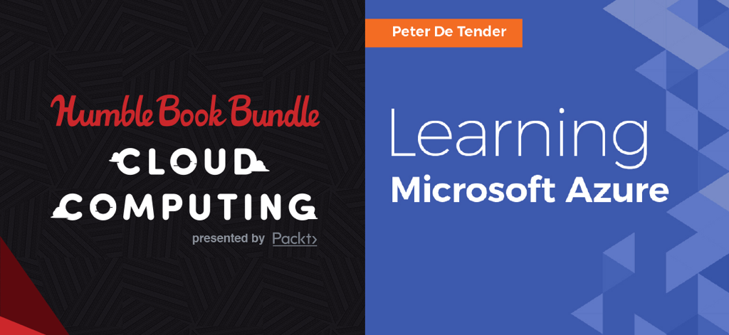 Pay your own price Cloud Computing book bundle