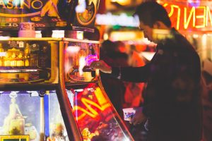 How does online gambling rank in a gamer's book?