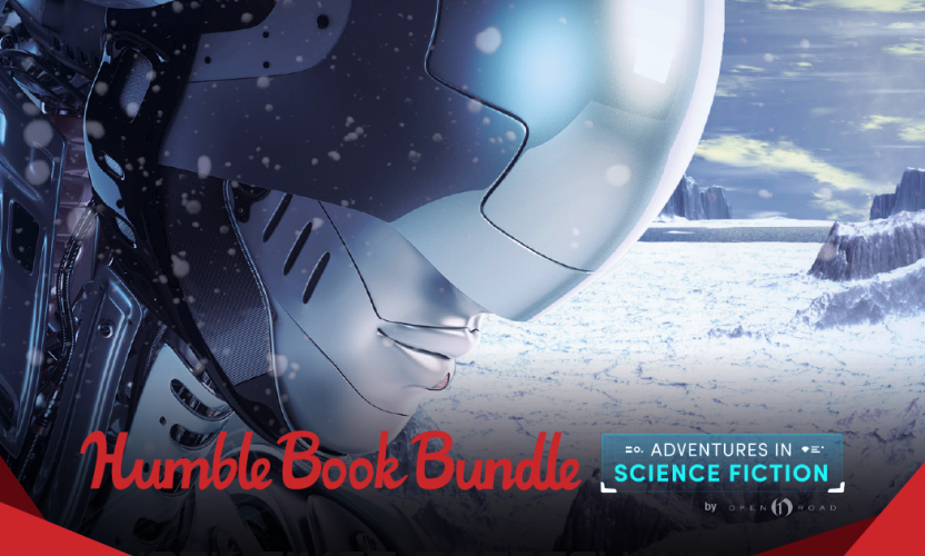 Pay what you want Adventures in Science Fiction book bundle!