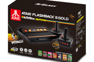 Atari Flashback 8 Gold: Activision Edition (2017) – The Official Game List