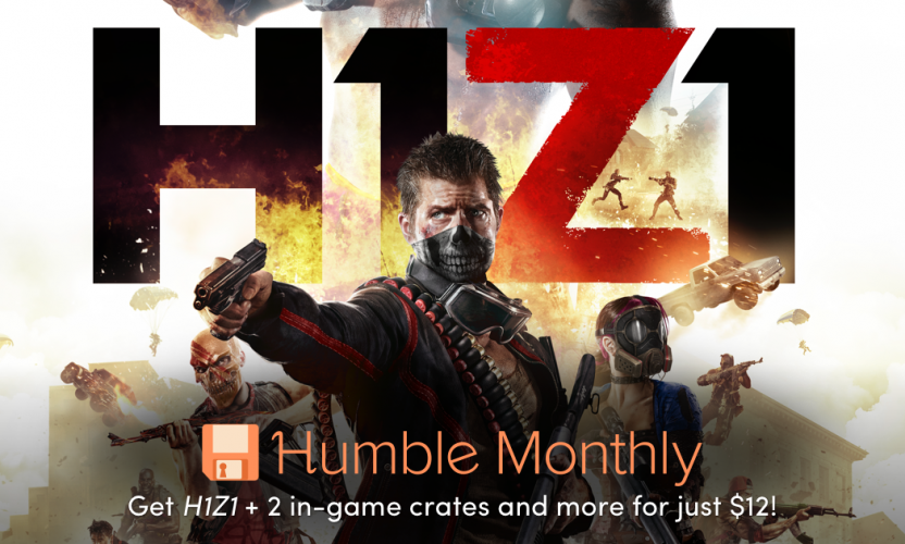 Subscribe to Humble Monthly for over $100 worth of games for just $12!