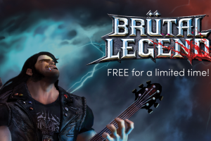 Get Brütal Legend for free as the Fall Sale continues!