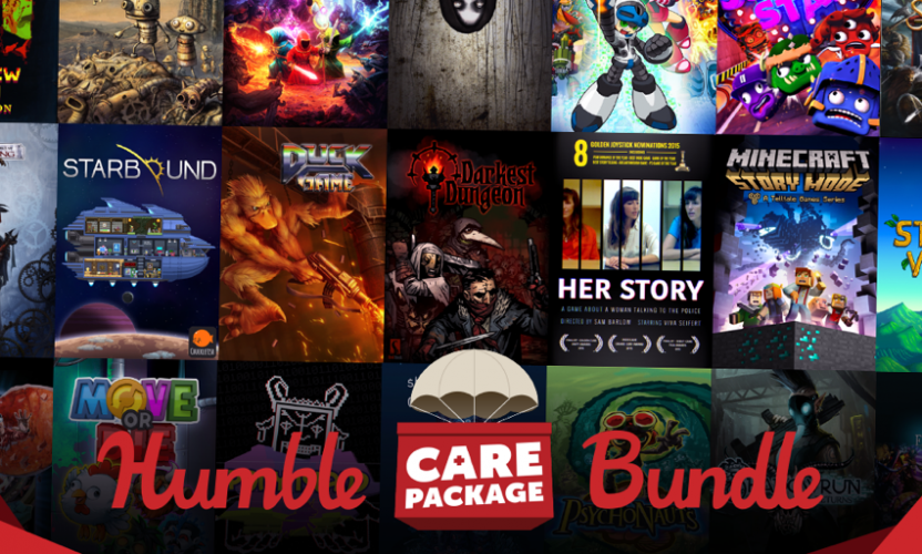 Natural Disaster Relief – $370 worth of games for just $30!