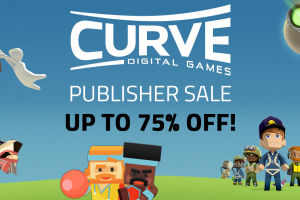 Curve Digital Games publisher sale – up to 75% off Bomber Crew and more!