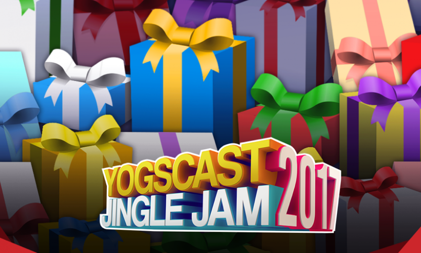 Yogscast Jingle Jam 2017 – Tons of games and 100% of the proceeds go to charity!
