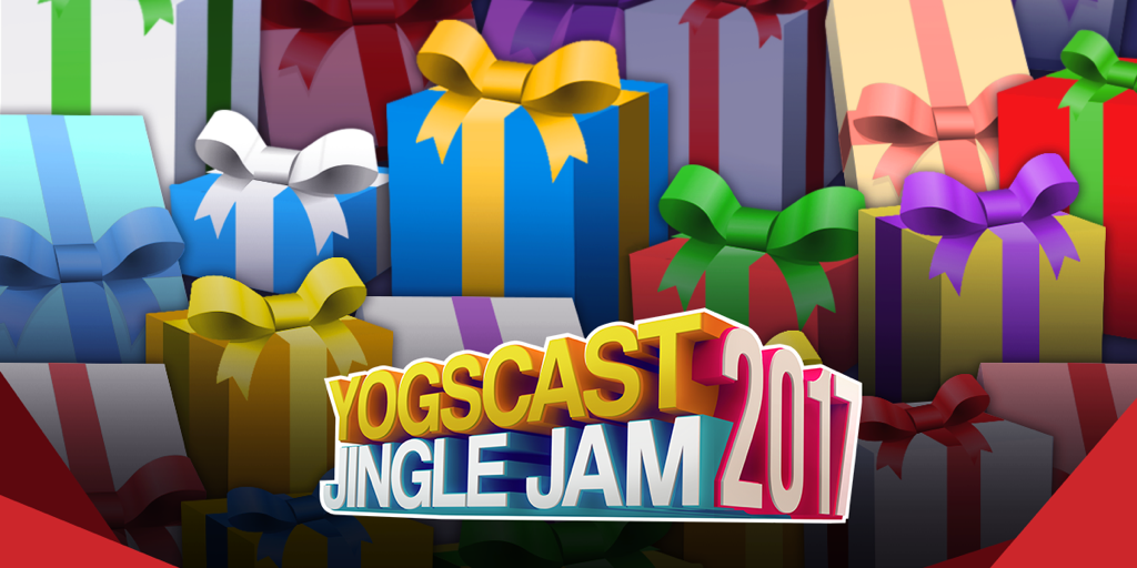 Yogscast Jingle Jam 2017 Tons Of Games And 100 Of The