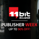 Up to 90% off 11 bit Publisher DRM-free and Steam games!