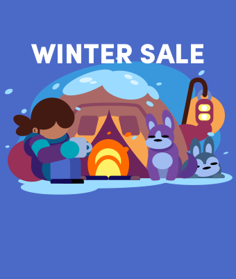 Winter Sale is LIVE in the Humble Store