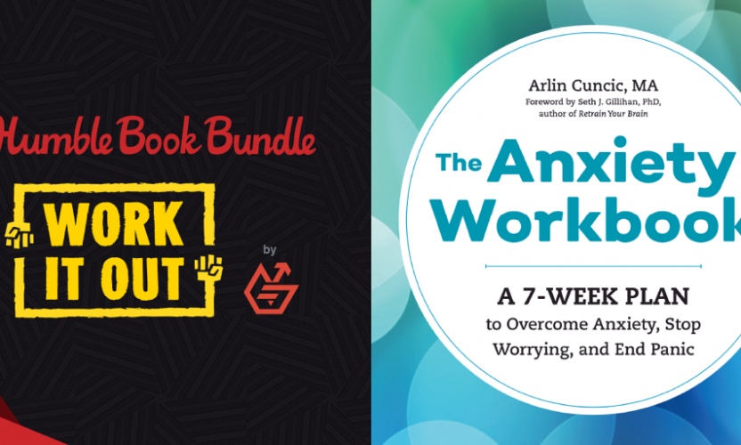 Name your own price for The Humble Book Bundle: Work It Out by Callisto Media!