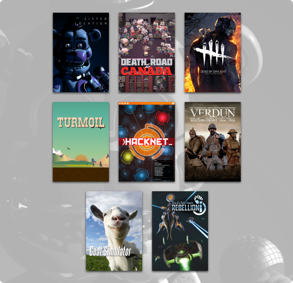The Humble Bundle's Best of 2017