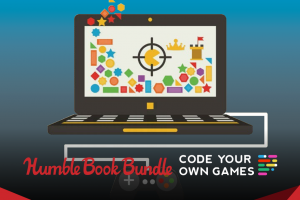 Pay what you want for Humble Book Bundle: Code Your Own Games!