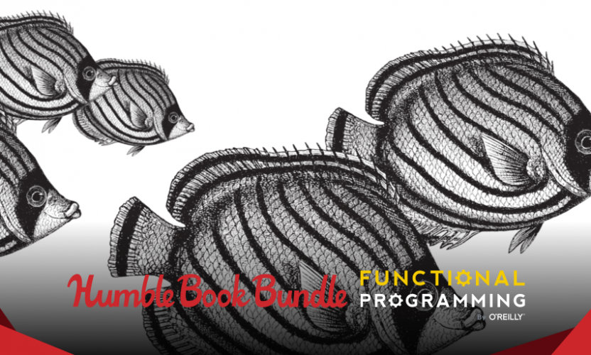 Pay what you want for The Humble Book Bundle: Functional Programming by O'Reilly