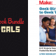 Pay what you want for Humble Book Bundle: Geek Gals