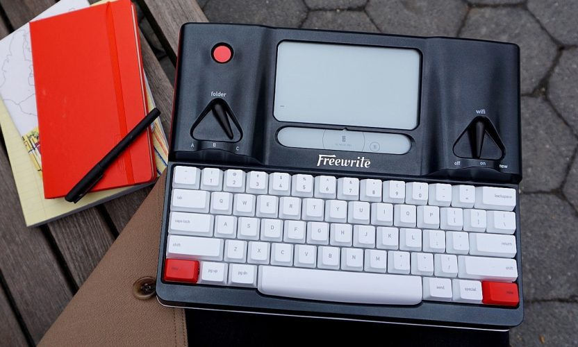Freewrite (2nd Gen) smart distraction-free typewriter now available