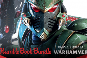 Pay what you want for The Humble Book Bundle: Tales from the Worlds of Warhammer