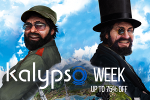 Kalpyso Week is LIVE in the Humble Store – Steam sales on Tropico and more!