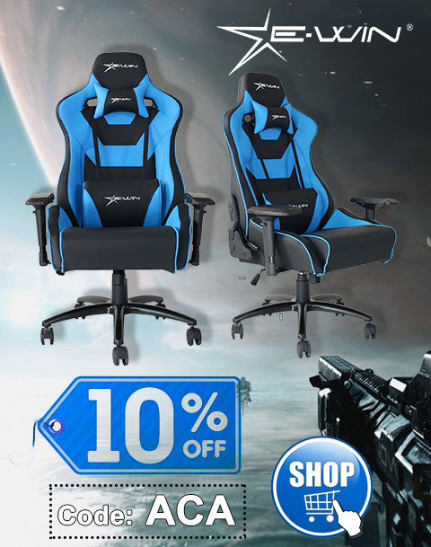 EwinRacing Flash Series Gaming Chairs