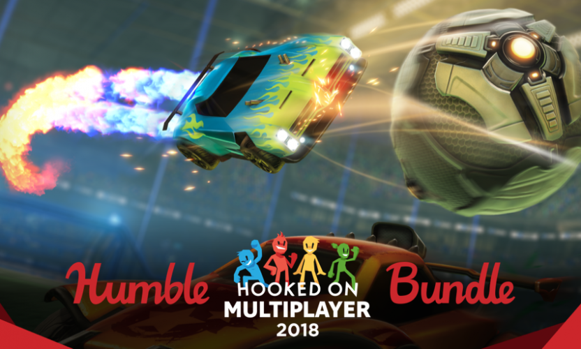 Name your own price for Rocket League, Besiege, and more in The Humble Hooked on Multiplayer 2018 Bundle