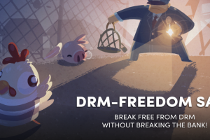 DRM Freedom sale is now live – Great DRM-free and Steam games!