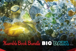 Name your own price for The Humble Book Bundle: Big Data by Packt